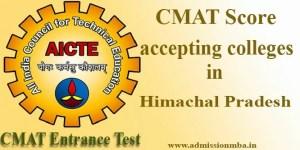 Top CMAT Colleges in Himachal Pradesh
