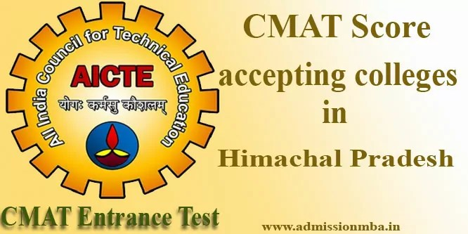 Top CMAT Colleges in Himachal Pradesh