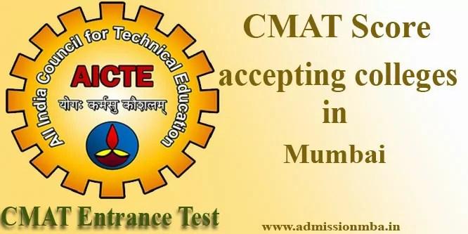 Top CMAT Colleges in Mumbai