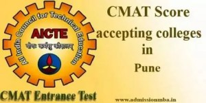 MBA Colleges in Pune accepting CMAT Score