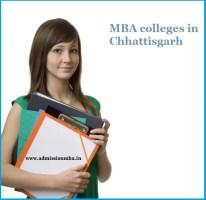 MBA colleges in Chhattisgarh