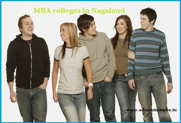 MBA colleges in Nagaland