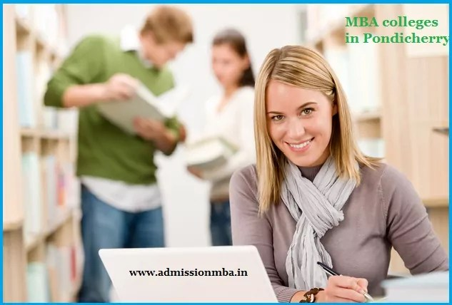 MBA colleges in Pondicherry