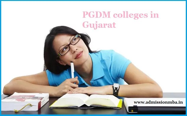 PGDM colleges Gujarat