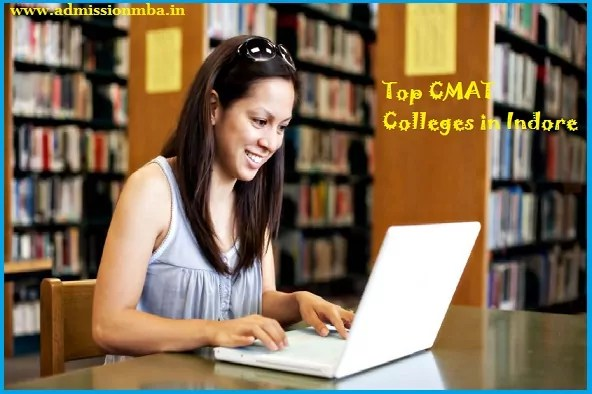 CMAT Score Accepting Colleges Indore