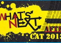 After CAT 2013