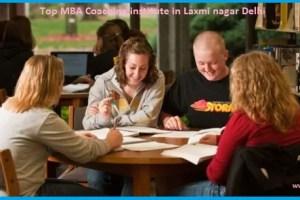 Top MBA Coaching institute in Laxmi nagar delhi