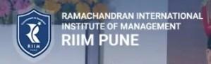 RIIM Pune - Ramachandran International Institute of Management