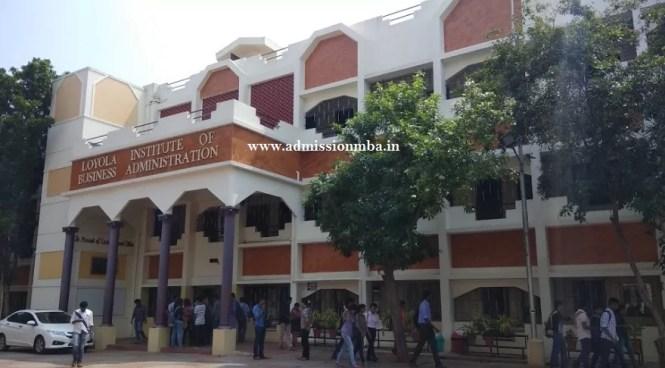 LIBA Chennai Admission 2019