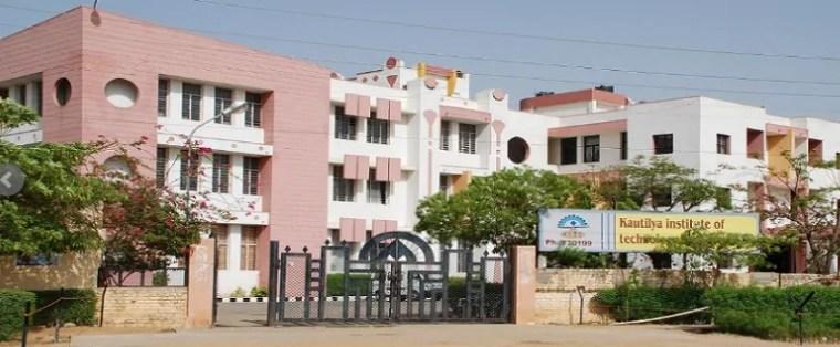 KITE Jaipur Admission 2019