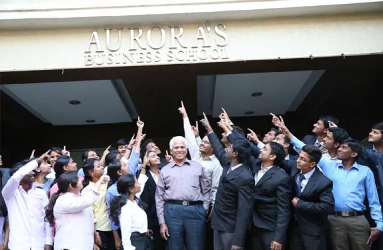 Aurora Business School Hyderabad