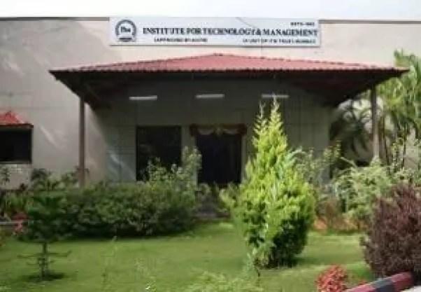 ITM Business School Bangalore Admission 2019