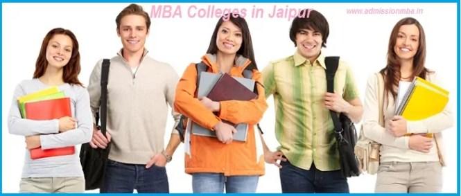 MBA Colleges Jaipur