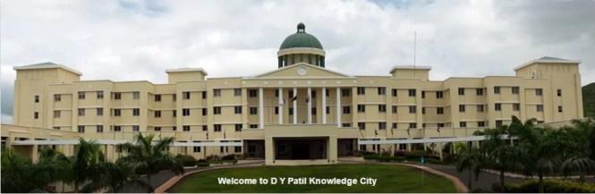 Dr DY Patil Institute Management