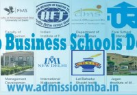 Top Business Schools Delhi