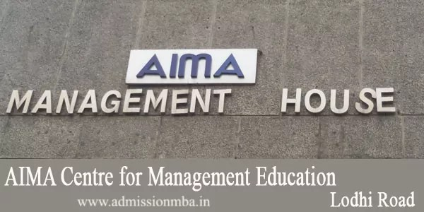 AIMA Centre for Management Education_main_campus