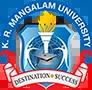 KR Mangalam University logo