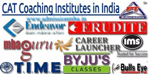 CAT Coaching Institutes in India
