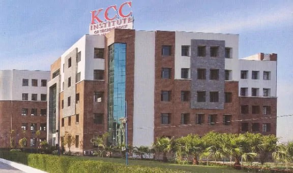 kcc institute of technology and management Campus