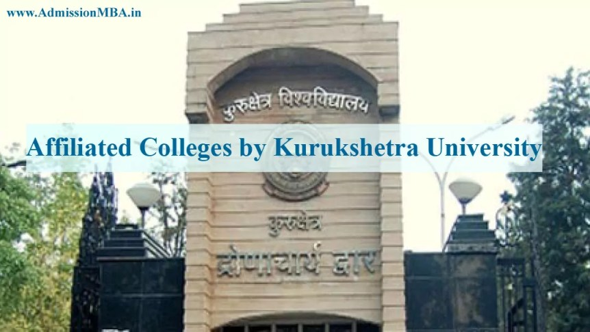 Affiliated by Kurukshetra University