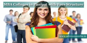 MBA Colleges in Panipat with Fees Structure