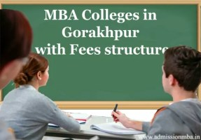 MBA Colleges in Gorakhpur with Fees structure