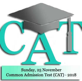 CAT 2018 Sunday 25 November