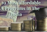 Most Affordable MBA Program