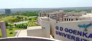 GD Goenka University Gurugram Campus