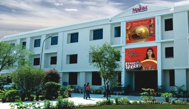 Maharishi Arvind Campus Jaipur