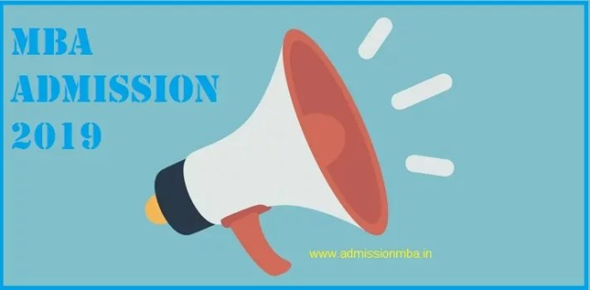 MBA Admissions 2019