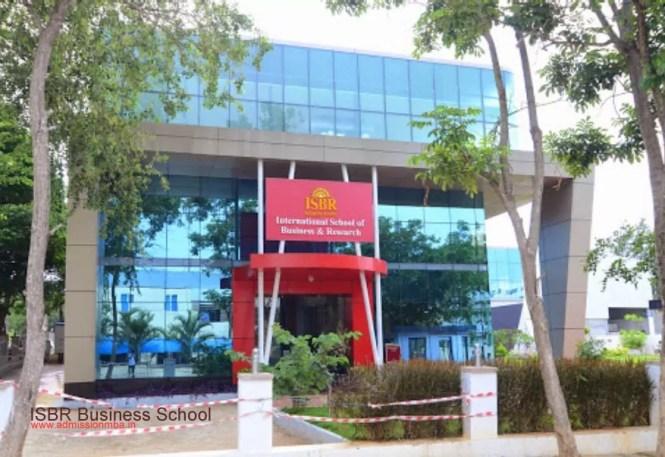 ISBR Business School Bangalore Admission 2019
