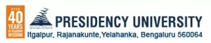 Presidency University Bangalore Courses