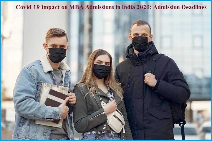 Covid-19 Impact on MBA Admissions in India 2020