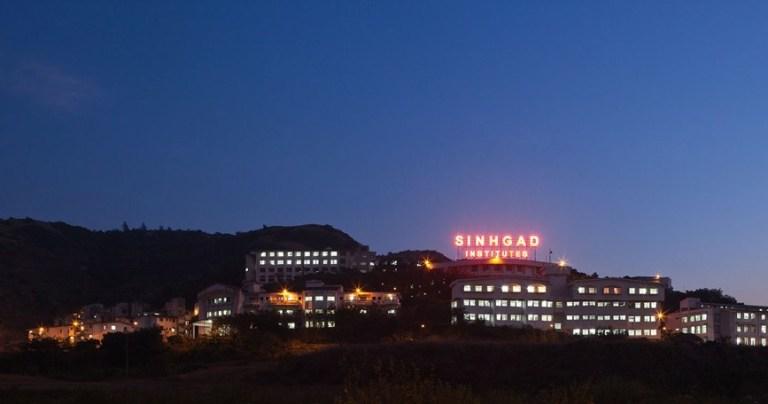 direct admission in sinhgad institute pune