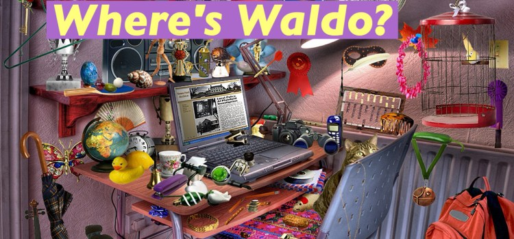 Take a Lesson from Where's Waldo