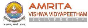 Amrita University - AEEE 2015