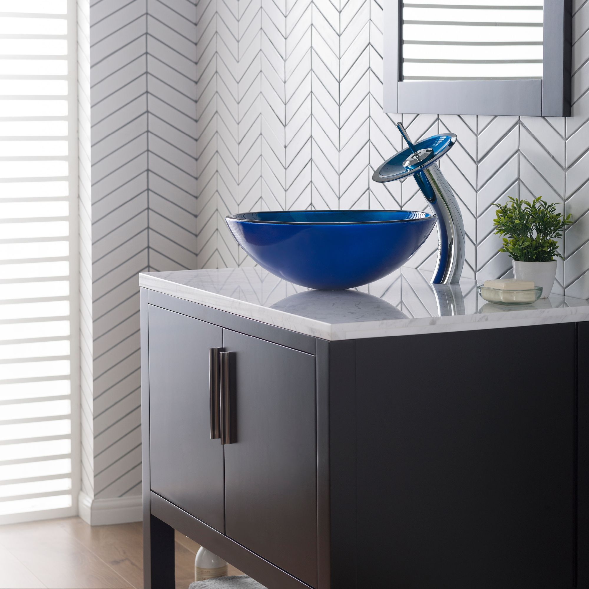 Home Improvement: Refreshing a Bathroom Look in USD $200