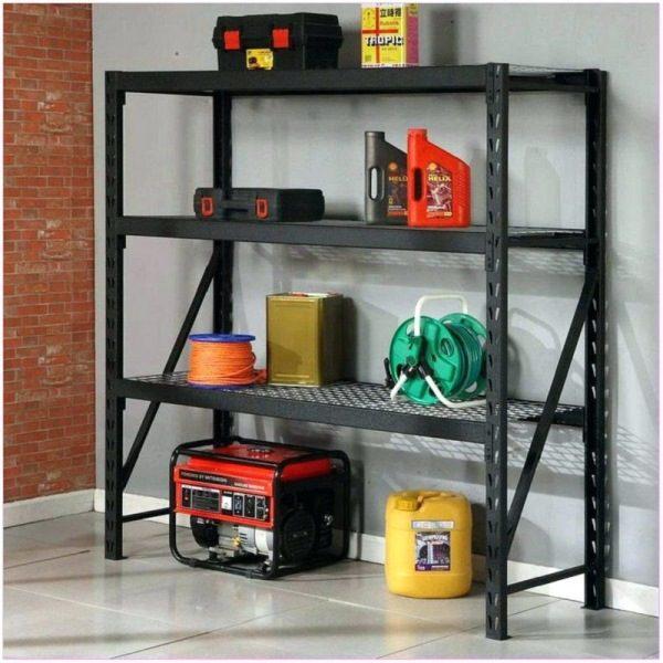 whalen 5 tier industrial rack