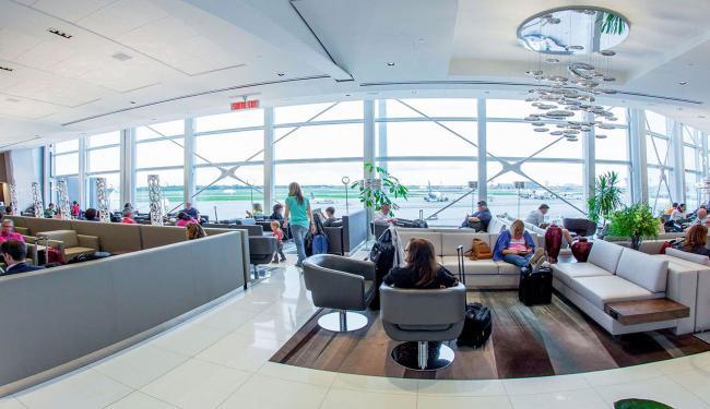 Air Canada Salon Feuille Drable