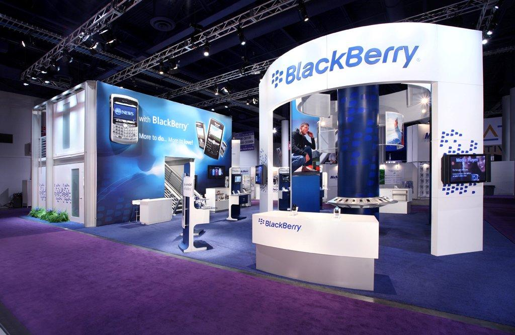 Trade Show Booth Walls : Lighting display walls with extravaganza productions adm