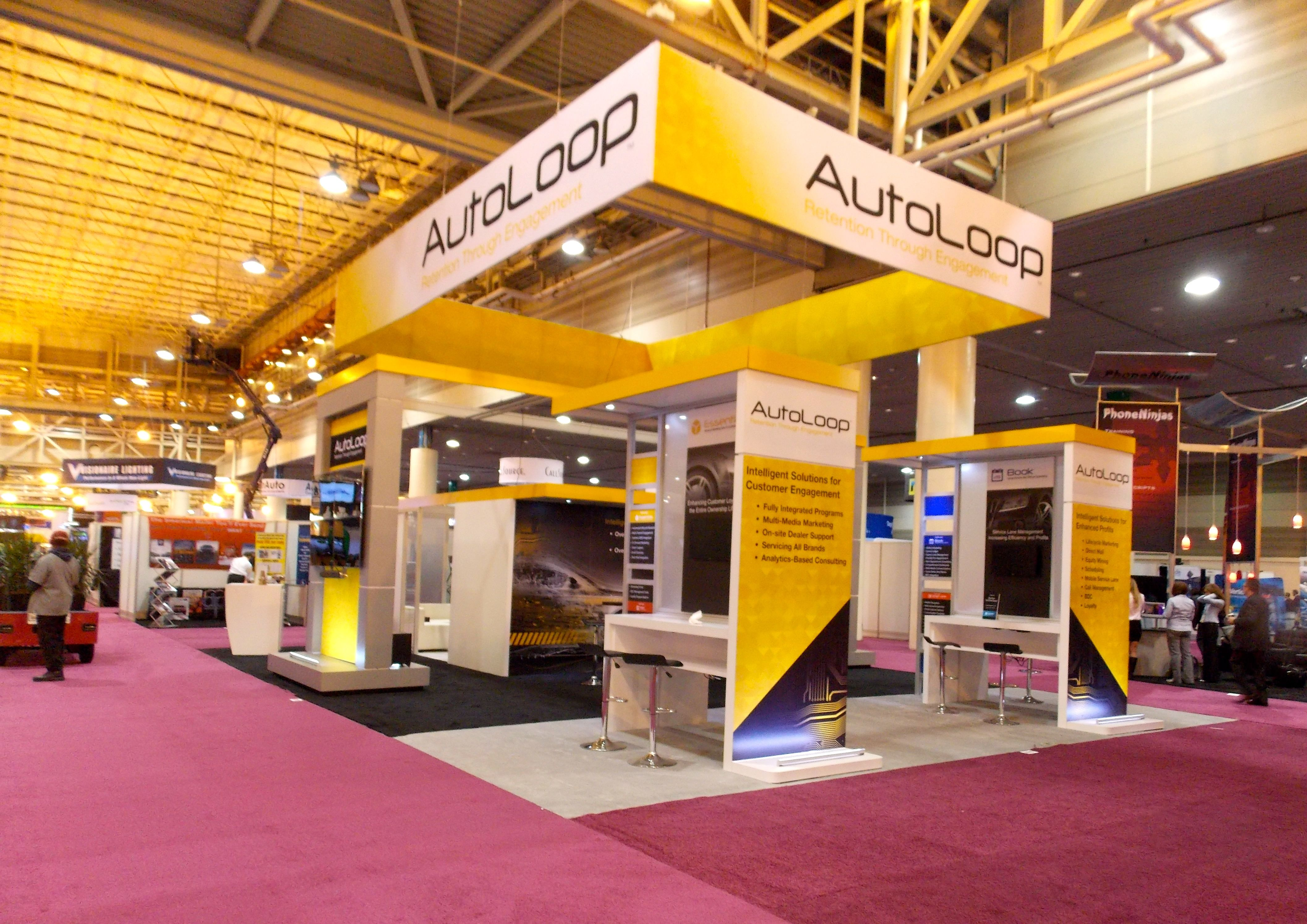 Exhibition Booth For Rental Sia : Trade show booth rental adm exhibits displays
