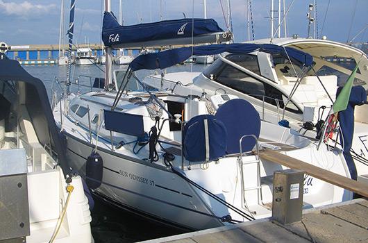 Jeanneau Sun Odyssey 37 - 3 cabine