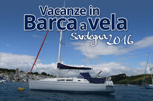 Vacanze in Barca a Vela in Sardegna 2016