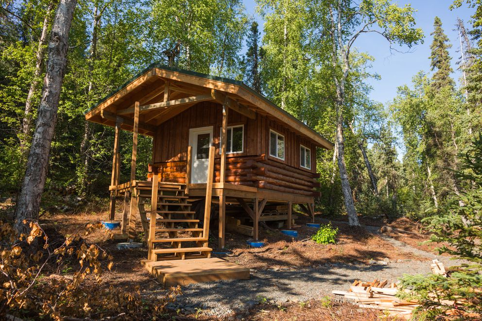 Nows the ideal time to book a publicuse cabin for a