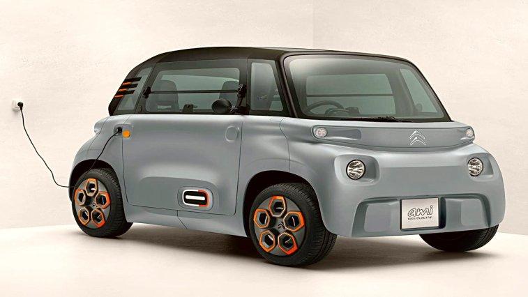 Citroen'den Türkiye Özelinde Açıklama: Elektrikli Otomobil Ami'yi Sizinle Tanıştırmak İstiyoruz