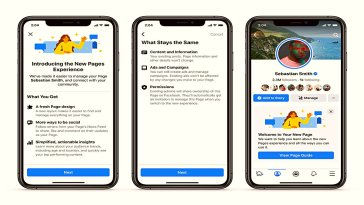 Facebook, içerik oluşturucular ve tanınmış kişiler için yeni bir deneyim sunan Sayfalar bölümünde tasarım değişikliğine gideceğini duyurdu. Çok önemli bir değişiklik yolda.