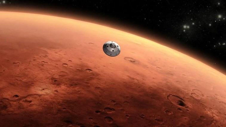 Hep Yanlış Yere Bakmışız: Mars Yüzeyinin Altında Antik Bir Okyanus Keşfedildi