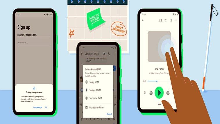 Android telefonlarını herkes için daha güvenli ve kullanışlı hale getirecek en son altı Google güncellemesini vurgulıyoruz. 1. Android'de şifre kontrolü ile hesaplarınızı güvende tutun