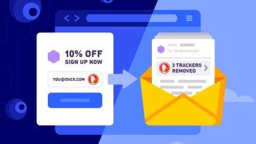 DuckDuckGo, e-posta izleme kaldırma hizmetini başlattı ve ücretsiz olarak kullanıma sundu. Hizmetten yararlanmak için yapmanız gerekenler,